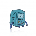 Adventure Time BMO märk